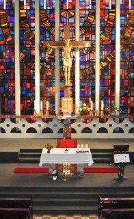 Kapelle des WBG (Foto: SMMP/Hentrich)