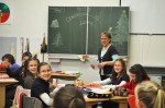 Christmas is coming: Englisch-Unterricht bei offenen Türen (Foto: SMMP/Hentrich)