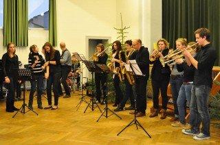 Öffentliche Probe der Soulband. (Foto: SMMP/Hentrich)