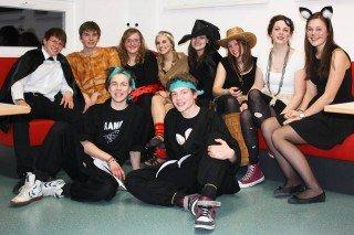 Die SV lädt ein zur Karnevalsparty mit Kostüm-Catwalk (Foto: WBG/Litterst)