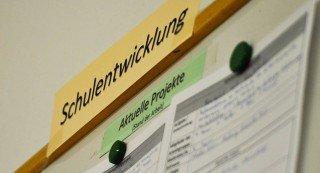 Am Pädagogischen Arbeitstag werden Schulentwicklung und Qualitätsanalyse in den Blick genommen. (Foto: SMMP/Hentrich)