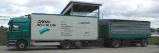 Logistik als Wirtschaftsfaktor: Die Management-AG informiert sich in der Chemischen Fabrik Wocklum. (Foto: www.konsor-logistik.de)