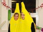 """""""Alles Banane"""": Eine der vielen originellen Kostümierungen (Foto: WBG/Schmidt)"""