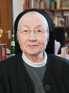 Schwester Maria Andrea Stratmann SMMP † (Foto: SMMP/Beer)