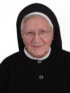 Schwester Maria Willibalda Heinevetter † * 29.05.1924 in Dingelstädt E 27.07.1962 in Geseke † 04.03.2012 in Heiligenstadt (Foto: SMMP/Beer)