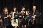 Musik auf hohem Niveau: die Soulband des WBG. (Foto: SMMP/Hentrich)