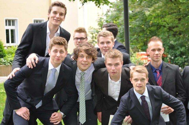 Nach dem Abitur geht's weiter! (Foto: SMMP/Hentrich)