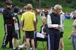 Oberstufenschüler helfen als Kampfrichter oder Riegenführer. (Foto: SMMP/Hentrich)