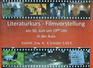 "Filmpremiere der Literaturkurse ""Video"" am 30.06.2012 (Foto: SMMP/Hentrich)"
