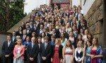 119 Abiturienten des WBG erhielten heute ihre Abiturzeugnisse. (Foto: WBG/Schrieck)