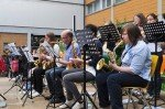 """Die BigBand spielt Filmmusik aus """"Die Simpsons"""". (Foto: SMMP/Hentrich)"""