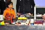 Faszinierend: LEGO Robotertechnik der AG attraktivundpreiswert. (Foto: SMMP/Hentrich)