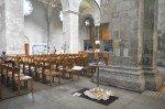 """Die """"Monstranz"""" in der Kölner Kirche """"Groß Sankt Martin"""". (Foto: SMMP/Sr. Johanna Hentrich)"""