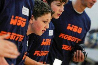 zdi-Regionalwettbewerb NRW in Meschede - Attraktivundpreiswert_Junior1 des WBG (Foto:http://www.facebook.com/zukunftdurchinnovation)