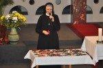Die Schwestern haben für jeden Abiturienten ein Kreuz geknüpft. (Foto: SMMP/Sr. Johannna Hentrich)
