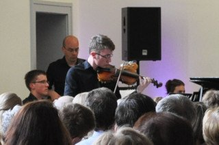 Fiddler on the roof ... (Foto: SMMP/Sr. Johanna Hentrich)