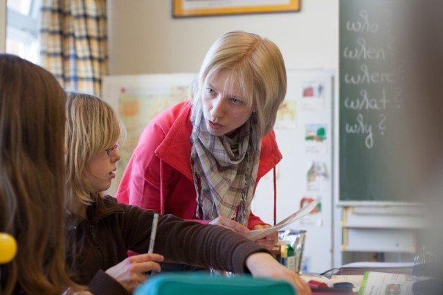 Schüler und Eltern loben das positive Lernklima am Walburgisgymnasium und an der Walburgisrealschule. Foto: SMMP/Beer