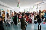Karnevalsfeier 2014 am WBG