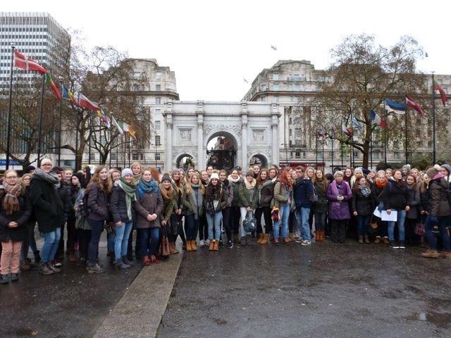 Endlich in London (Foto: Feuser/SMMP)