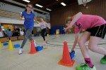Fitnesstest (Foto: Martina Dinslage / Westfalenpost)