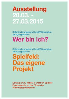KuPhi-Ausstellung 2015_Plakat