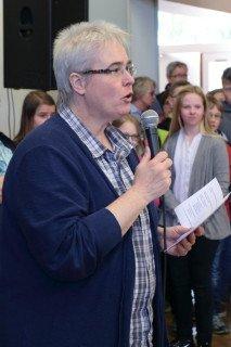 """Frau Kuhlmann sagt """"Känguru""""! (Foto: C. Scholz/SMMP)"""