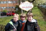 """Welcome (back) to Fabulous Walburgis"" (Foto: C. Scholz/SMMP)"