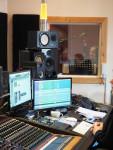 Im Tonstudio. (Foto: C. Scholz/SMMP)