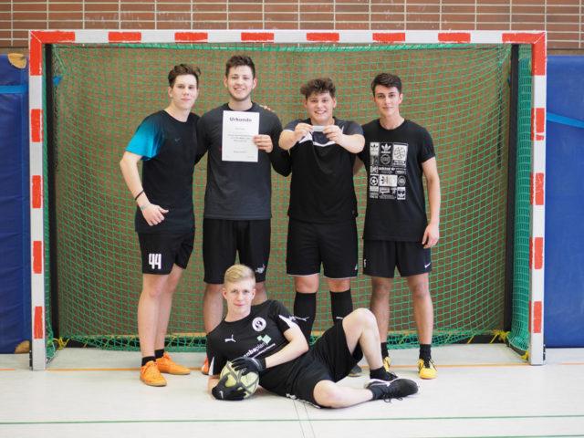 """Die Siegermannschaft """"Rot-Weiß Marlboro"""" (Foto: C. Scholz/SMMP)"""