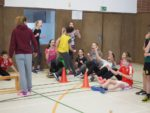 Die siegreiche Klasse 7a - Nicht nur im Unterricht, sondern auch beim Jubeln am lautesten! (Foto: C. Scholz/SMMP)