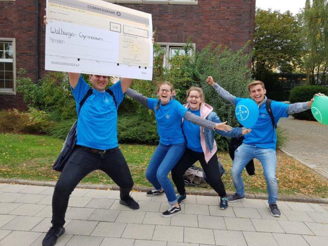 So freuen sich Sieger. (Foto: Jedrusiak/SMMP)