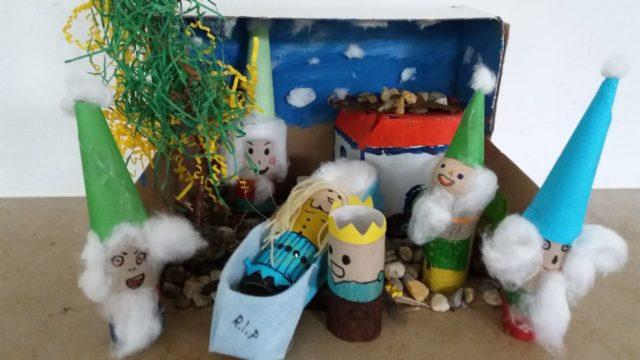Schneewittchen und die sieben Zwerge (Foto: Block/SMMP)