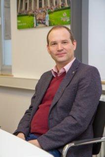 Dr. Ansgar Bornhoff sieht in den Konzepten für das digitale Lernen eine Schwerpunktaufgabe für die Zukunft. Foto: SMMP/Ulrich Bock