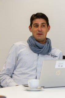 Marcel Eickel ist Beauftragter für die Schul- und Unterrichtsentwicklung an den beiden Walburgisschulen. Foto: SMMP/Ulrich Bock